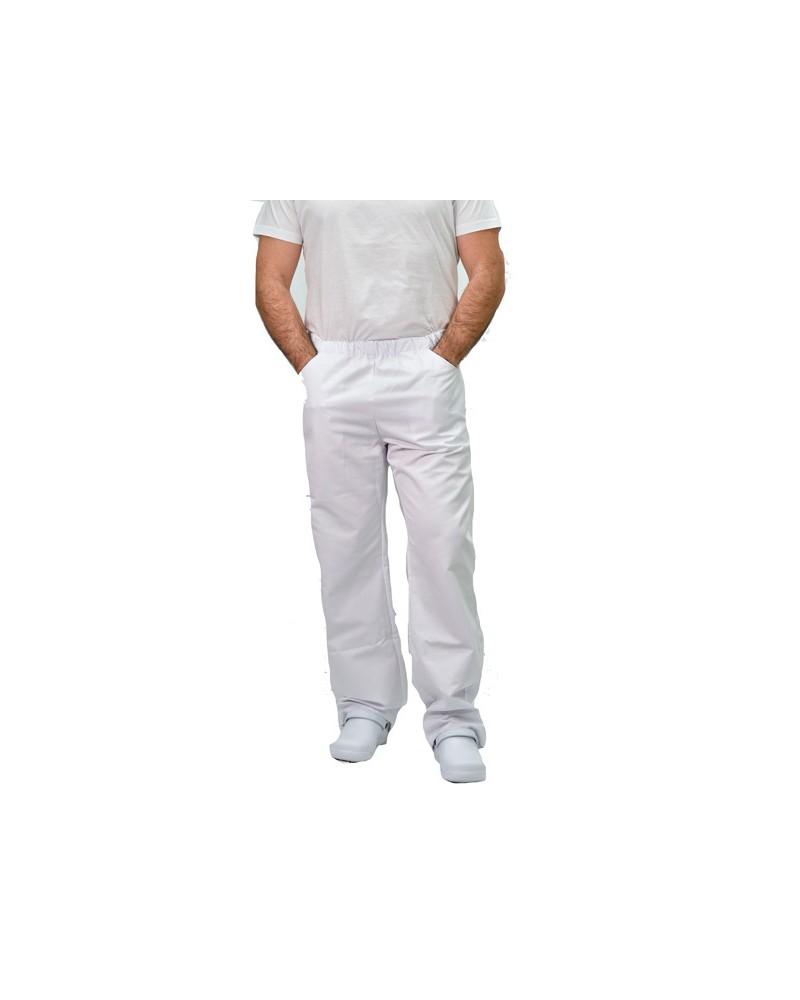 Pantalón Mixto blanco